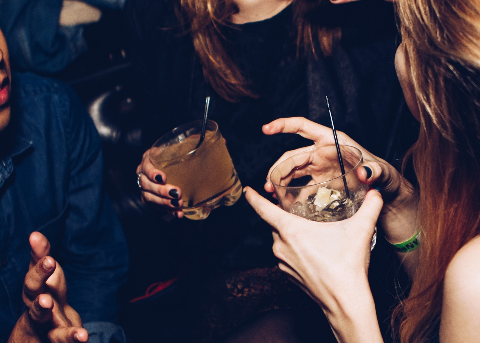 Dangers of mixing work parties and social media
