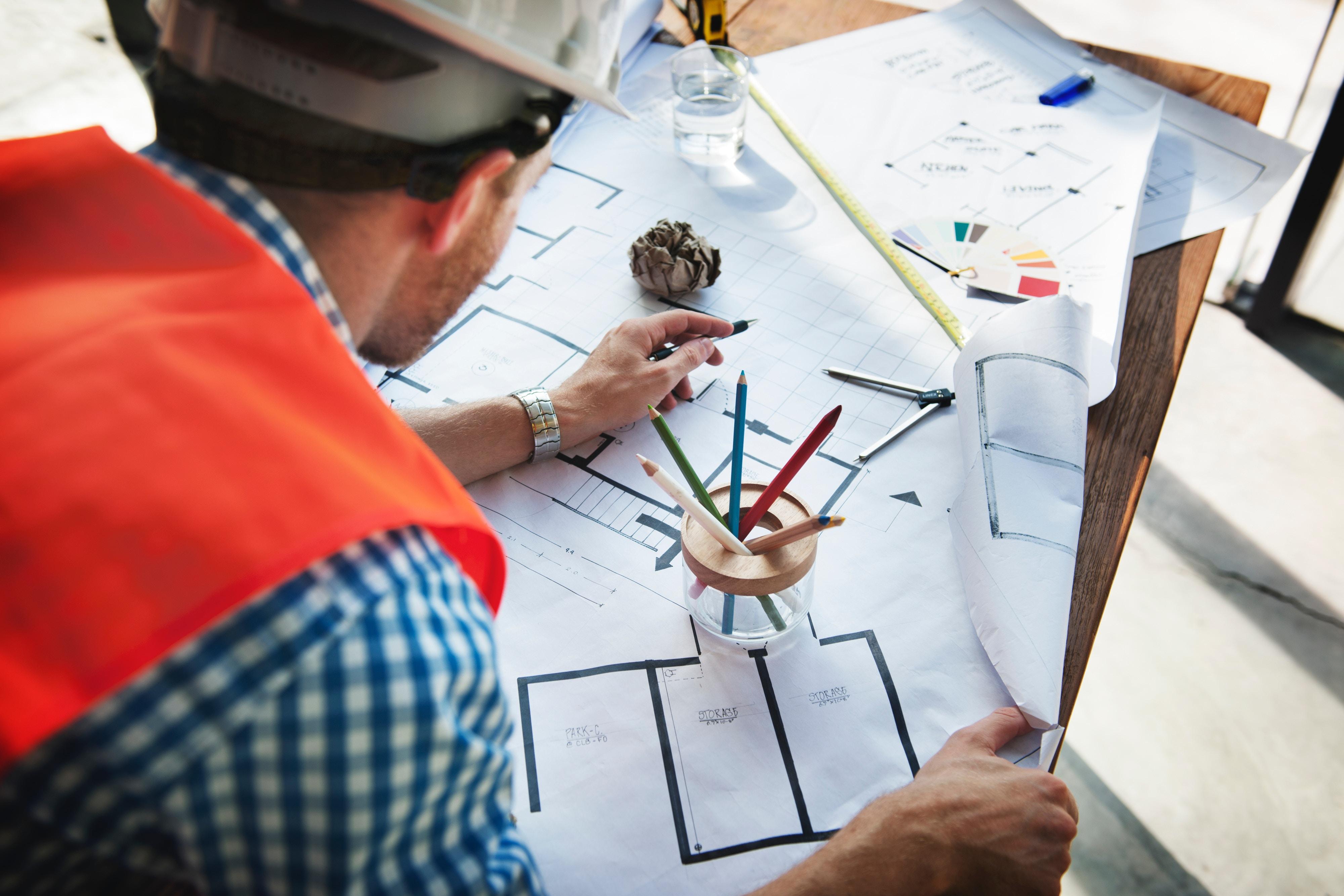 Building Surveyor CV template